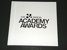 82nd Academy Awards Program 2010 Oscars Alec Baldwin AVATAR~ Sharp! Nerer Used!