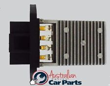 COMMODORE FAN RESISTOR VN VP VR VS AC BLOWER MOTOR GENUINE HOLDEN NEW 95710778