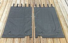New Black Mesh Tramp Trampoline Set for Hobie Tandem or Adventure Island Kayak