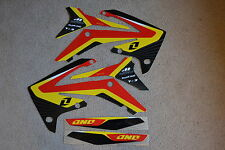 ONE  INDUSTRIES HONDA GRAPHICS 2010 11 12 13  CRF250R & 2009 10 11 12 CRF450R