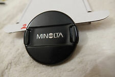 Minolta LF 1162. Clip On 62mm Lens Cap Made in Japan Genuine Minolta lf1162