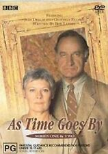 As Time Goes By : Series 1-2 (DVD, 2003, 2-Disc Set)