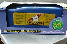Rat Zapper   Rodent control.  Humanely kills mice and rats