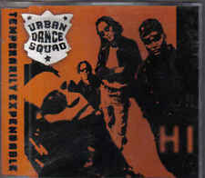 Urban Dance Squad -Temperarily Expensable cd maxi single