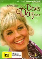 THE DORIS DAY SHOW SERIES 4 (4 DVD Set) Fourth Brand New DVD