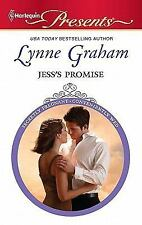 Jess's Promise by Graham, Lynne