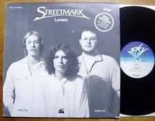 """12"""" Streetmark - Lovers - D'79 - SKY SSS 104 Maxi Krautrock Deutschrock k - MINT"""