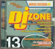 Dj Zone 13 House Session 06 - Roger Sanchez/Divinyl/Gubellini Cd