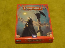 * ADVANCED DUNGEONS & DRAGONS RAVENLOFT Vademecum de campaña (Zinco 601)
