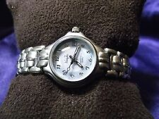 Woman's Vanity Fair Watch with Blue Face **Nice** B17-834
