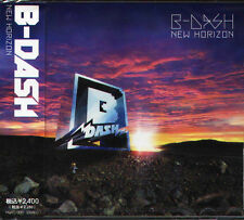 B-DASH - NEW HORIZON - Japan CD - NEW J-POP J-ROCK
