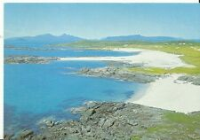 Scotland Postcard - Sanna Bay With The Islands of Rhum and Eigg - Argyll   AB619