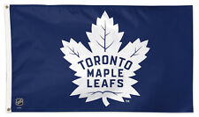 TORONTO MAPLE LEAFS 2016 Huge 3'x5' DELUXE-EDITION NHL Hockey Wincraft Team FLAG