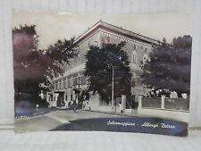Vecchia cartolina foto d epoca di SALSOMAGGIORE ALBERGO DETRAR 1950 PARMA VEDUTA