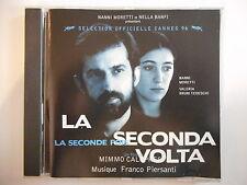 LA SECONDA VOLTA : LA SECONDE FOIS ( FRANCO PIERSANTI ) [ CD BO FILM ] PORT 0€