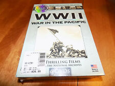WWII WAR IN THE PACIFIC The National Archives United States 6 DVD SET SEALED NEW