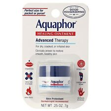 Aquaphor Healing Ointment Advanced Therapy Skin Protectant 0.25 oz