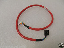 Genuine Dell XPS 730 1394 9 Pin 21 inch Front Panel to Planar Cable XR727