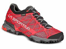 La Sportiva Men Primer Low GTX Trail Running Hiking Shoe (42) Red
