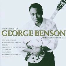 "GEORGE BENSON ""THE GREATEST HITS OF ALL"" CD NEU"