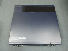Panasonic KX-TDA200 IP PBX Cabinet W/ MPR SD & KX-TDA0104 Medium Power Supply