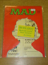 MAD MAGAZINE #95 FN THORPE AND PORTER UK MAGAZINE