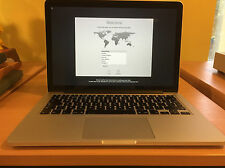 "Apple Macbook Pro Retina 13.3"" i5 2.6GHz 8GB RAM 128GB SSD Model A1502 mid 2014"
