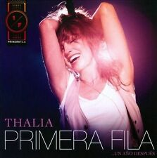 THALIA PRIMERA FILA CD UN ANO DESPUES BRAND NEW SEALED