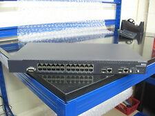 Dell Powerconnect 3324 24 PORTE FAST ETHERNET SWITCH + 2 x doppia personalità porti