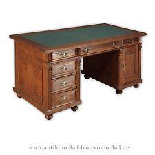 Schreibtisch,Arbeitstisch,Computertisch,Büro-Tisch,Weichholz,massiv,Landhaussti