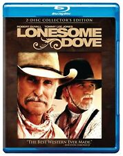 Lonesome Dove (2-Disc Collector's Edition)[Blu-ray]by Robert Duvall NEW Westerns