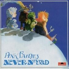 PINK Fairies-neverneverland (Remastered) CD 14 tracks International Pop Nuovo