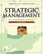 Strategic Management, Theory, by Charles Hill, Gareth Jones