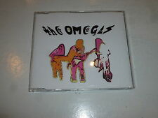 THE OMEGAS - UK 4-track CD Single