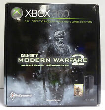 CONSOLE XBOX 360 CALL OF DUTY MODERN WARFARE 2 LIMITED EDITION IMPORT NTSC JAPAN