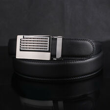1x Automatic Metal Belt Buckle Without Belt Strap Wristband Luxury Silver Mens