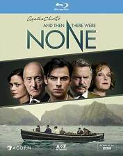 And Then There Were None Blue Ray Agatha Christie
