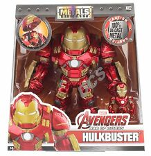 "JADA METALS FIGURE MARVEL AVENGER 6"" HULKBUSTER 2.5"" IRON MAN AGE ULTRON 97956"