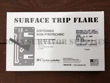 CYALUME SURFACE TRIP FLARE - Chemlight Glowstick Army Booby Trap Perimeter Alarm