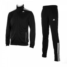 Adidas Men's Performance Entry Tracksuit Black 46/48  XL
