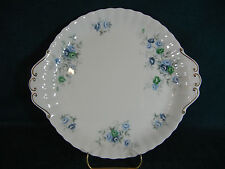 "Royal Albert Inspiration Handled 10 1/4"" Cookie / Cake Plate"