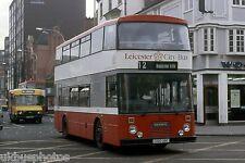 Leicester Citybus No.100 1986 Bus Photo