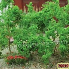 """50 Green Branches 1-1/2"""" to 3"""" Architectural Model Plants Scenery Trees Railroad"""