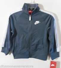 NWT Nike LIttle kids Full-Zip Track Jacket 6 Armory Slate MSRP$48
