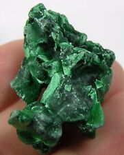 #8 Congo 100% Natural Raw Rough Malachite Crystal Specimen 81.40ct or 16.25g