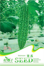10 Original Pack Seeds Balsam Pear Seeds Bitter Gourd Momordica charantia C052