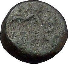 Pergamon Regal Coinage 282BC Athena Magic  & Bow Ancient Greek Coin i49669