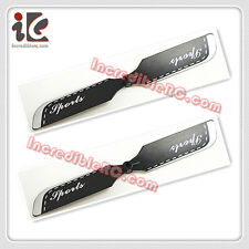 "2X TAIL BLADE FOR G.T QS 8005 42"" RC HELICOPTER SPARE PARTS QS8005-012"