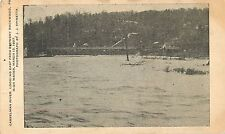 High Water, Casselman River Looking East From Brewery, Rockwood PA March 13 1907