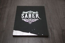 Saber Mad Society Book Signed 1st Edition 7th Letter Graffiti Obey AWR MSK LA